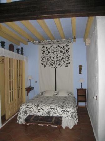 La Fructuosa: Guest room