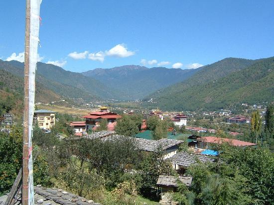Kisa Hotel : valley view