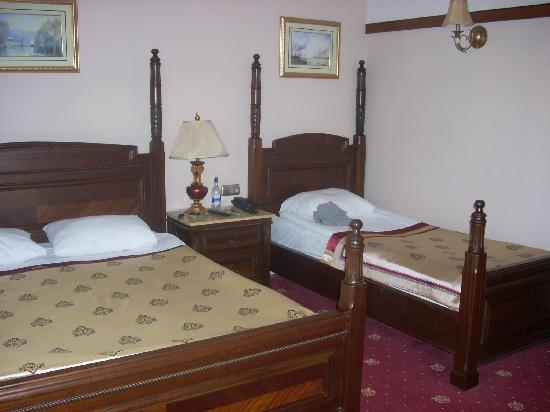 Delphin Palace Hotel: Comfortable beds