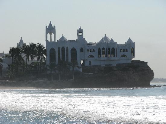 El Cid Castilla Beach Hotel: Fiesta land