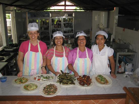 Golden Cupids Hotel: cooking can be fun