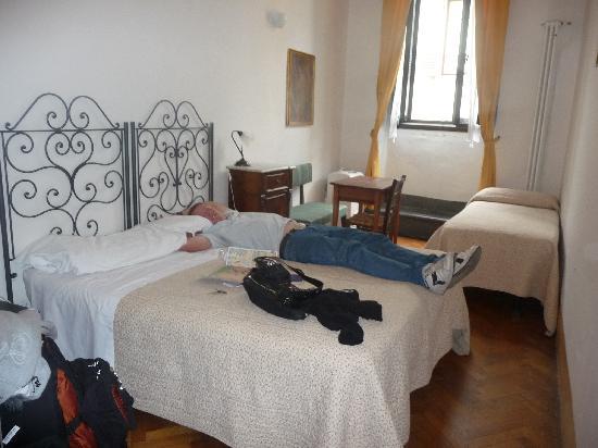 Hotel San Giovanni: room