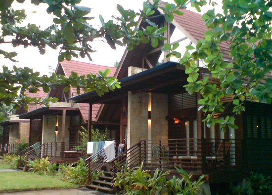Pulau Umang Resort & Spa : Pulau Umang Sunrise Lodges