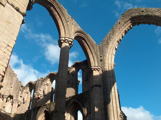 Crescent Lodge: Fountains Abbey