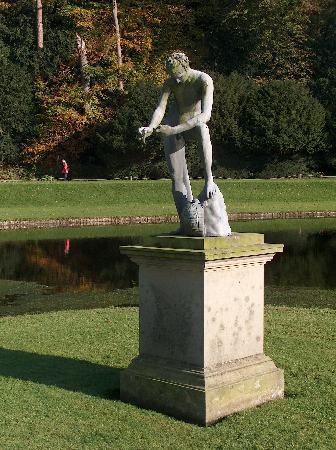 Crescent Lodge: Studley Royal Gardens