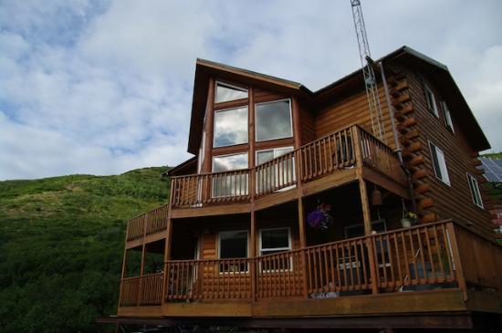Skyline Lodge: Le lodge