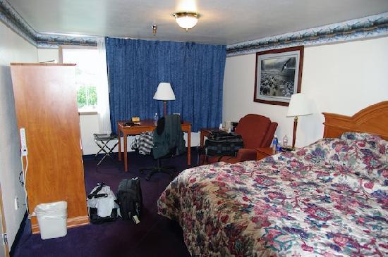 Best Western Valdez Harbor Inn: Une chambre...