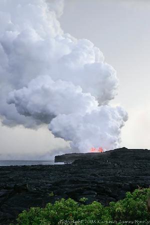 Steam Cloud - Picture of Kapoho Village Inn, Pahoa - TripAdvisor
