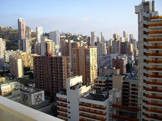 Gemelos XXII Apartments: vue du quixième etages