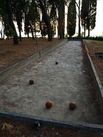 Agriturismo  Pieve Sprenna: game play