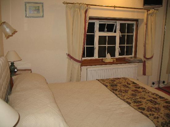 Blockley, UK : bedroom