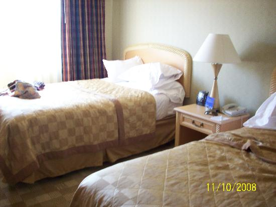 Embassy Suites by Hilton Hotel San Rafael - Marin County / Conference Center: Bedroom