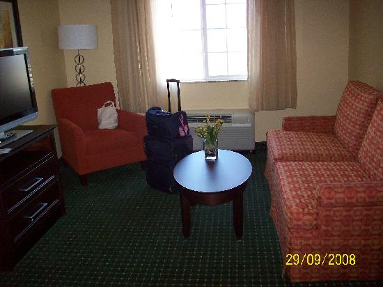TownePlace Suites Boise West/Meridian : Living area