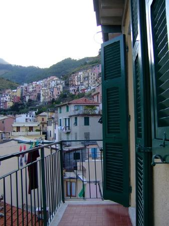 Luxury Apartments Manarola: Manarola View