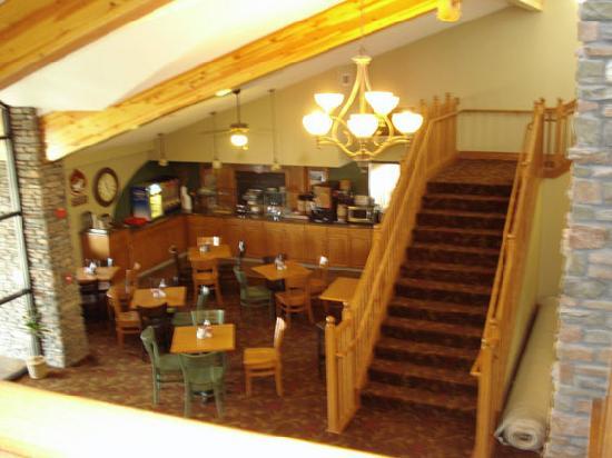 AmericInn Lodge & Suites Thief River Falls: the breakfast nook