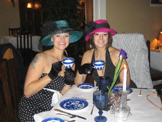 The Tea Room: Tea anyone?