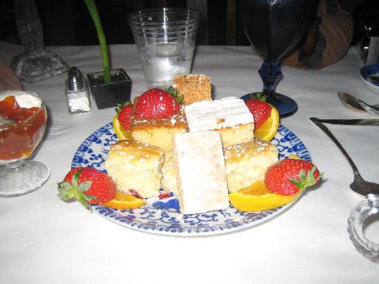 The Tea Room: Light Tea - sweets!