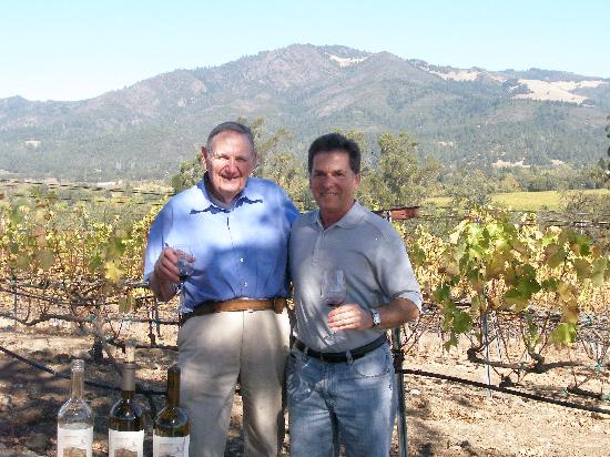 Casa Bella: George MacLoad & My Husband