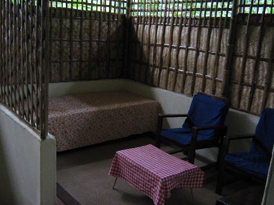 Snehadhara Homestay: Good sit out where the entire group could enjoy privatly.