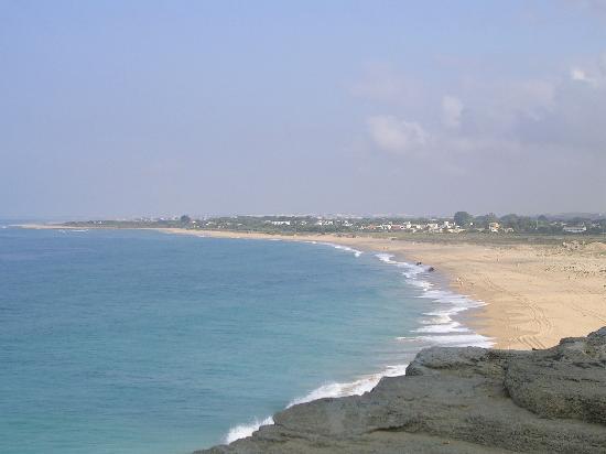 Hostal Fortuna: La spiaggia a Cabo Trafalgar