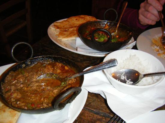 Hawthorns Hotel, Bar and Restaurant: Superb meal