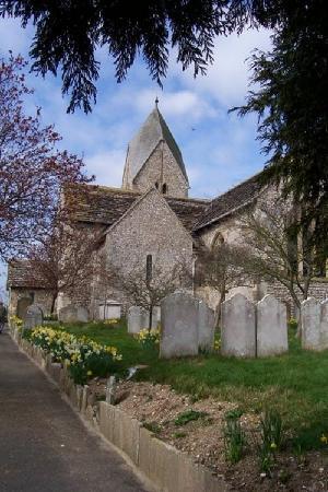 St. Mary's Church (Sompting Parish Church): Sompting Church