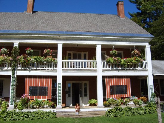 Bailey's Mills Bed and Breakfast: Esterno