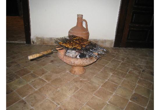 Riad Calista : cuisson traditionnelle berbère