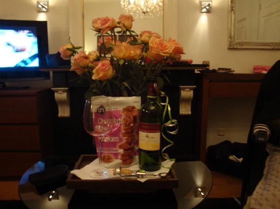 Amstel Canal Guest House: kens lovely extras