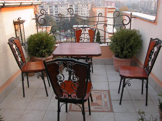 ACenter Birotel : balcony