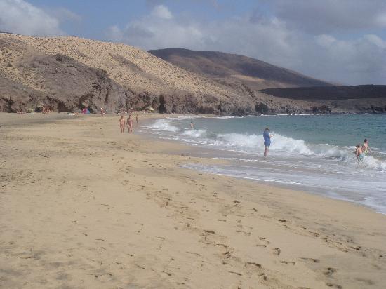 Beatriz Playa & Spa: playa de papagayo
