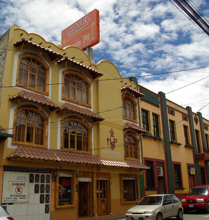 Photo of Hotel Santa Fe Otavalo