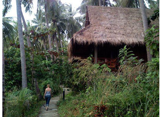 Narima Bungalow Resort: bungalow at Narima