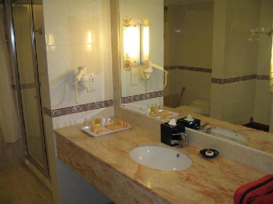 Club Room Bathroom Picture Of Hotel Equatorial Melaka Melaka
