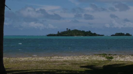 Jean-Michel Cousteau Resort: view from point