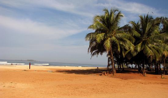 Udupi, India: The serene beach