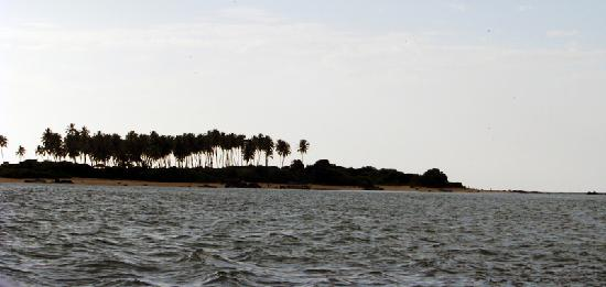 Udupi, India: St.Mary's Island