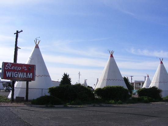 Wigwam Motel: Motel