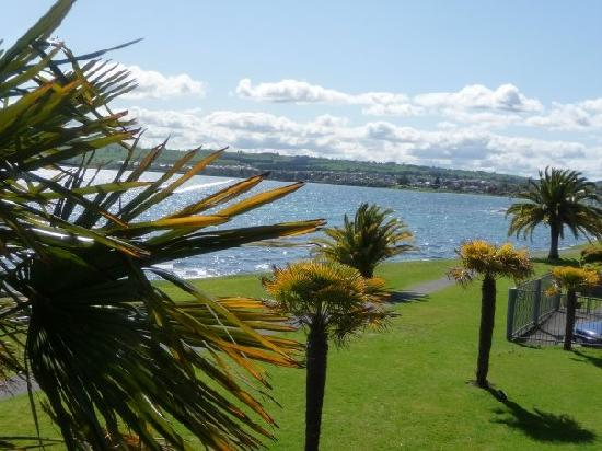 Millennium Hotel and Resort Manuels Taupo: room with a view