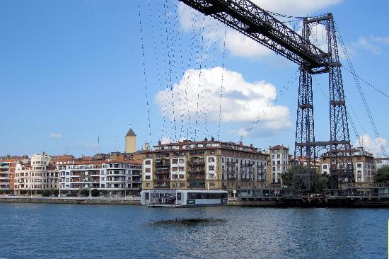 Gran Hotel Puente Colgante : Puente Colgante