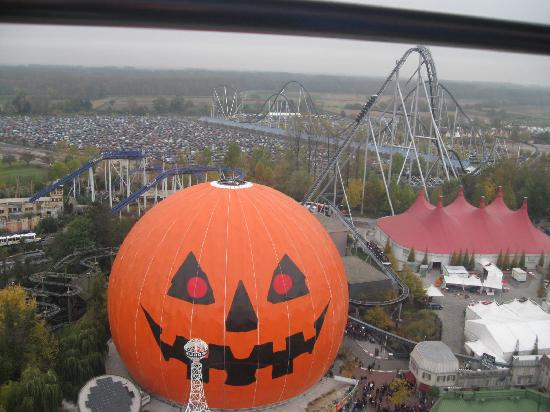 Europa-Park: View from tower