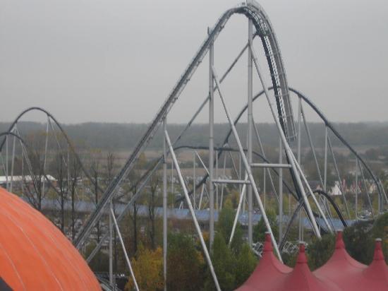 Parque Europa: Biggest coaster!