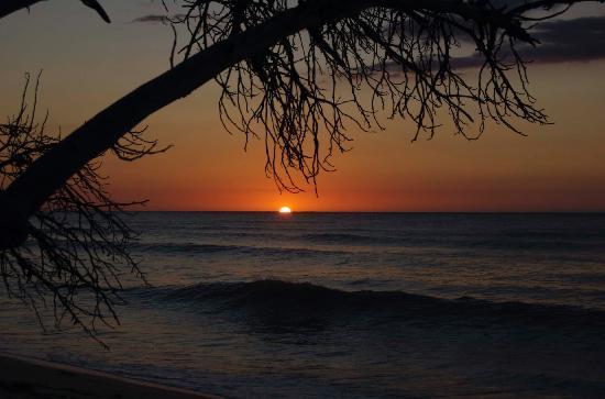 Hotel Villa Cabo San Antonio: Sunset
