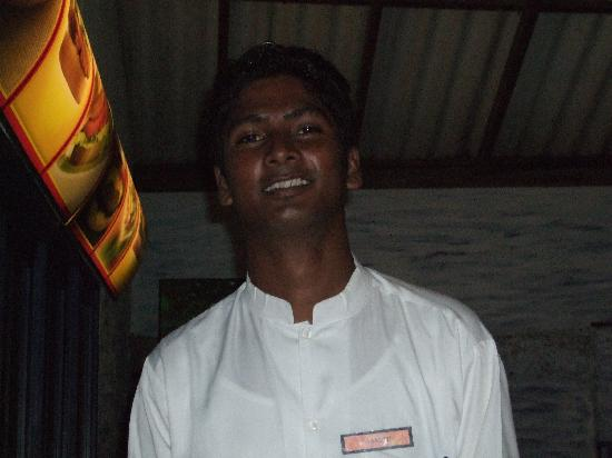 Samith - one of the 'Waves' waiters