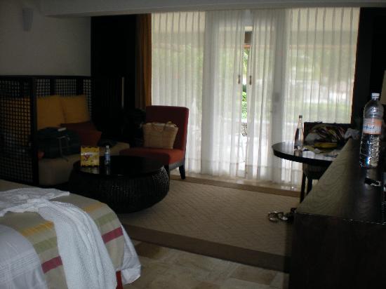 Presidente Inter-Continental Cozumel Resort & Spa: Ocean view room