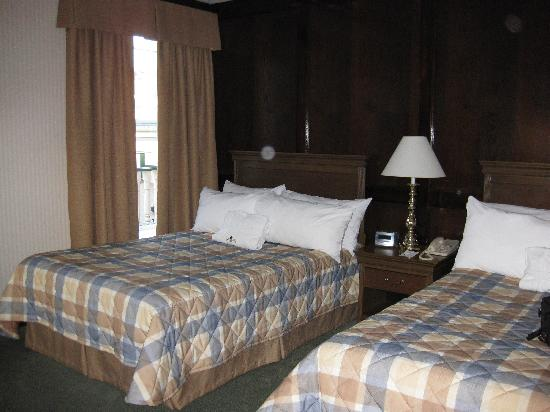 The Gananoque Inn and Spa: Unser Zimmer