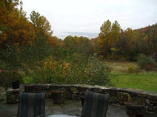 The Inn at Sugar Hollow Farm: Fall Foliage