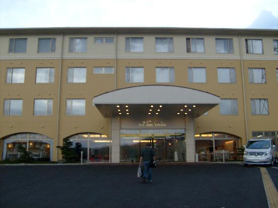 Fuji Matsuzono Hotel : main entrance to hotel