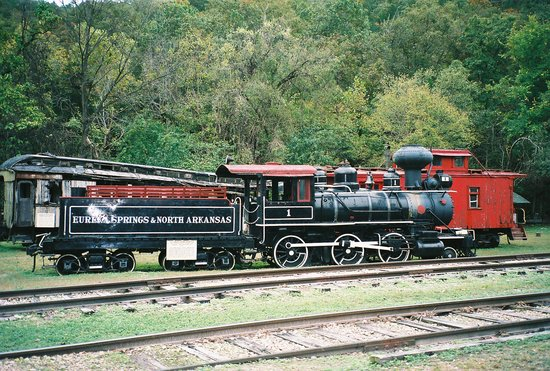 ‪Eureka Springs & North Arkansas Railway‬