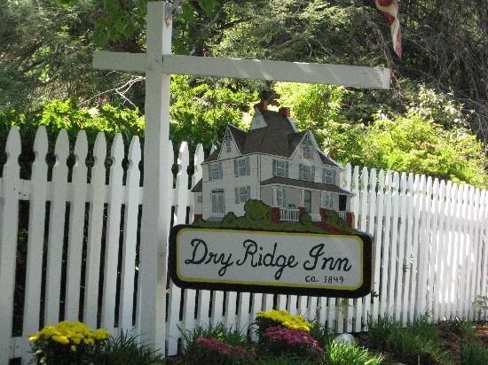 The Dry Ridge Inn: Dry Ridge Inn